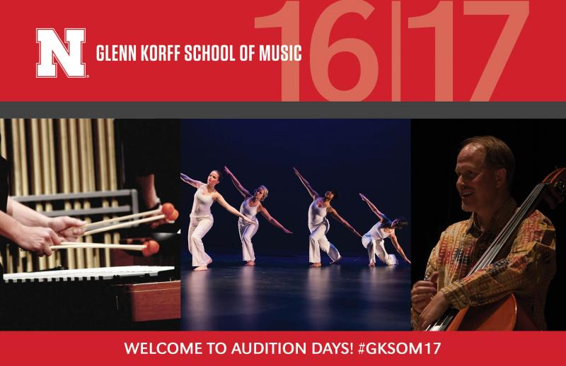 Graduate Audition Days