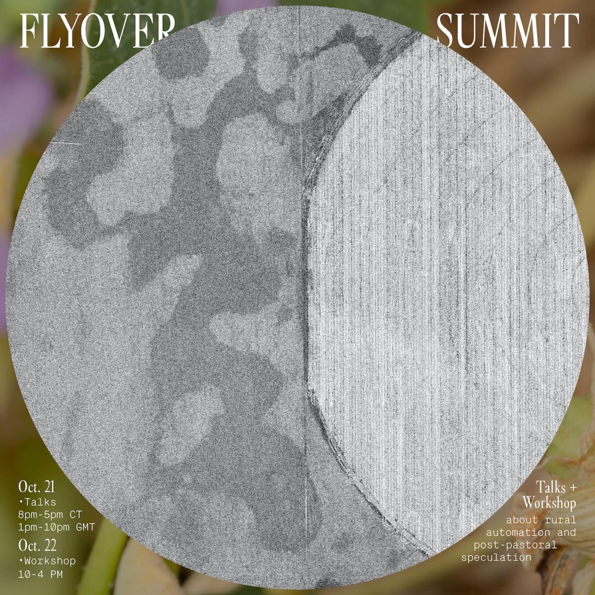 Flyover Summit Talks + Workshop image