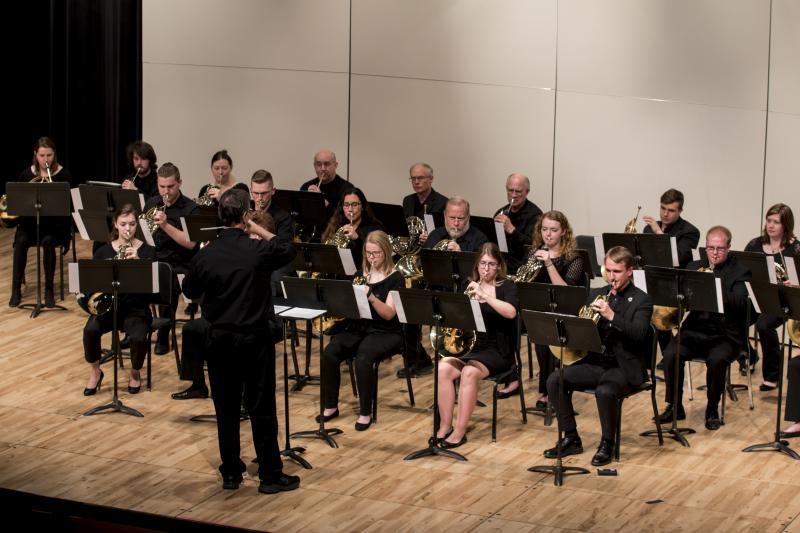 Husker Horn Choir
