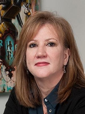 Susan Bonds portrait