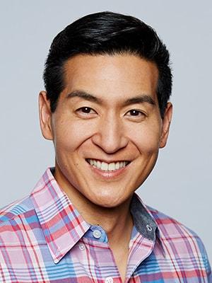 Tim Chang portrait