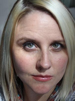 Erica Larsen-Dockray portrait