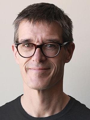 Sean Stewart portrait