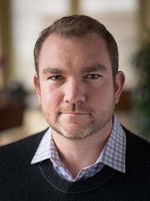 James Waugh portrait