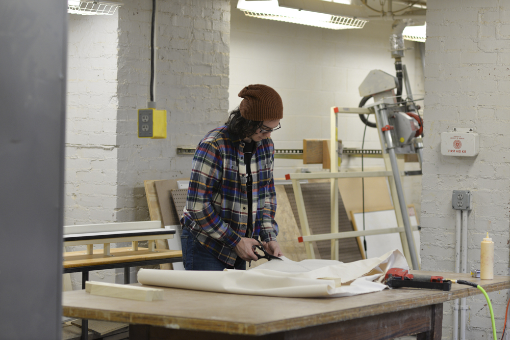 Art Fabrication Space Hixson Lied College Of Fine And