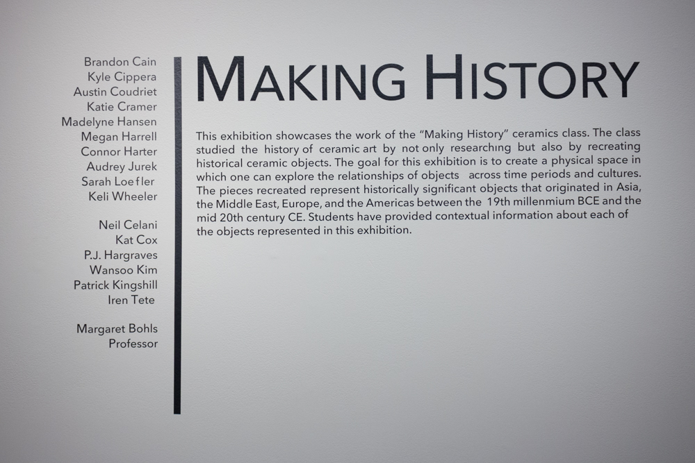 Making History Ceramics image