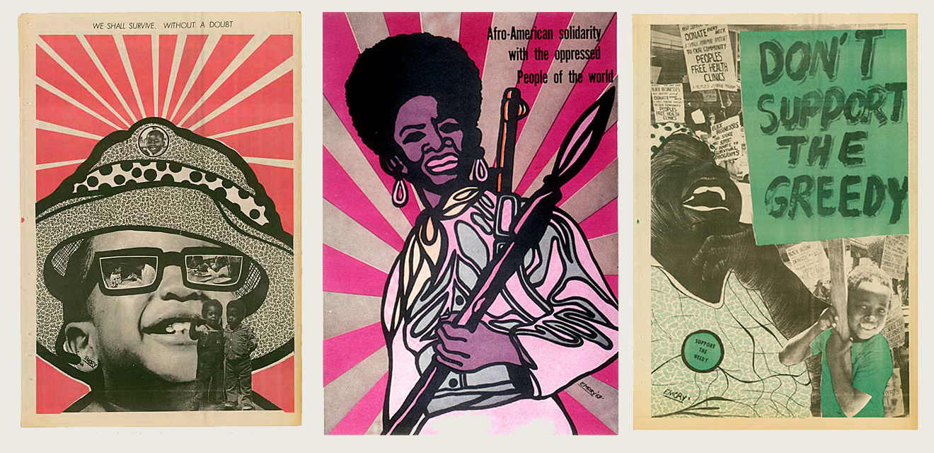 Art by Emory Douglas