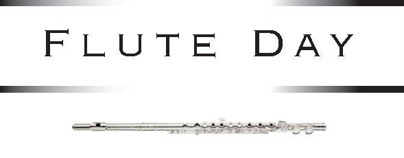 Flute Day logo 2014