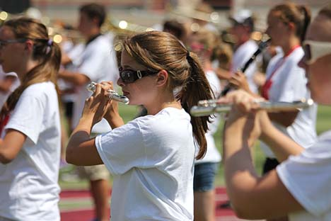 Marching Camp image