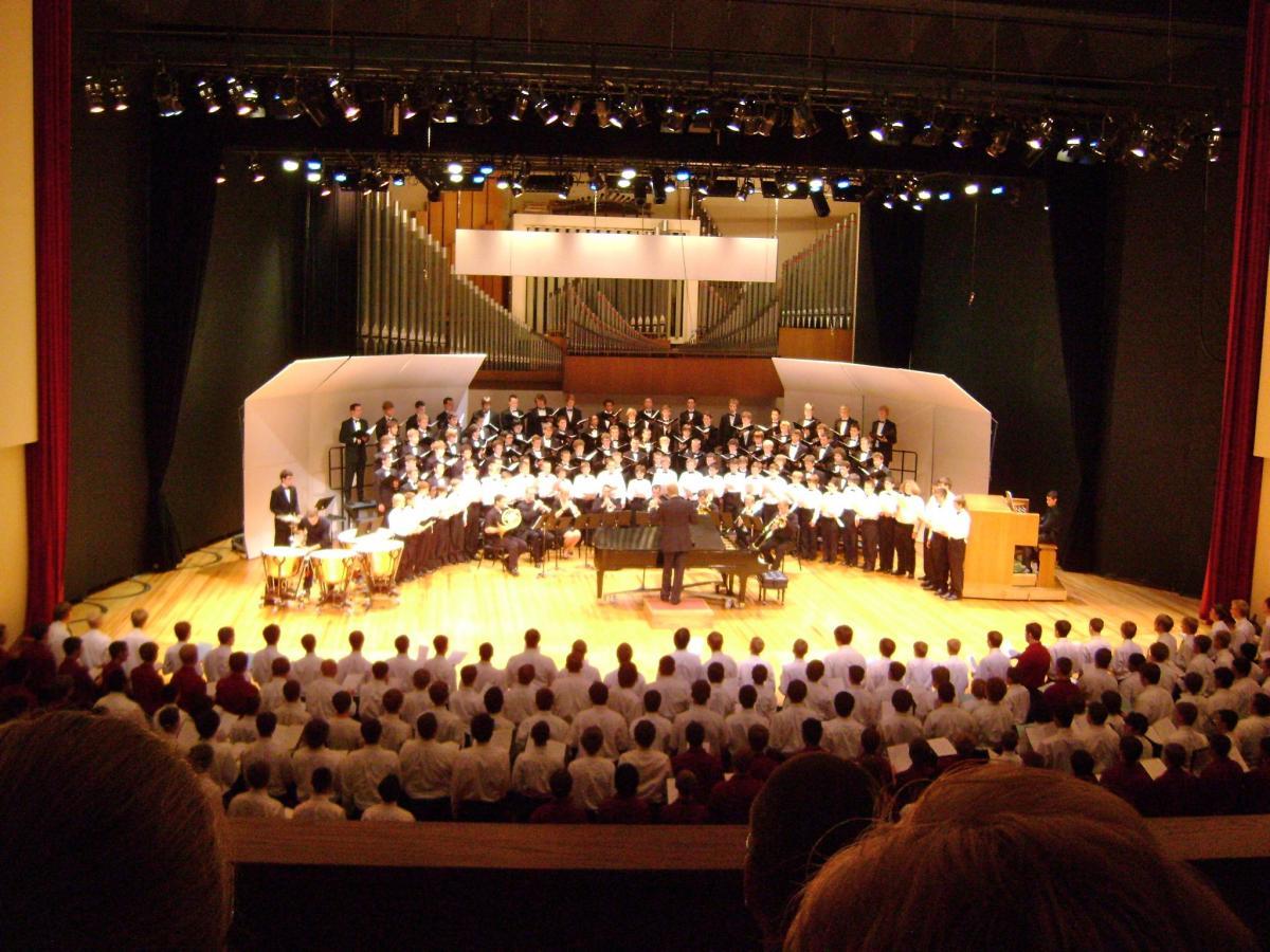 Mens Choir Festival