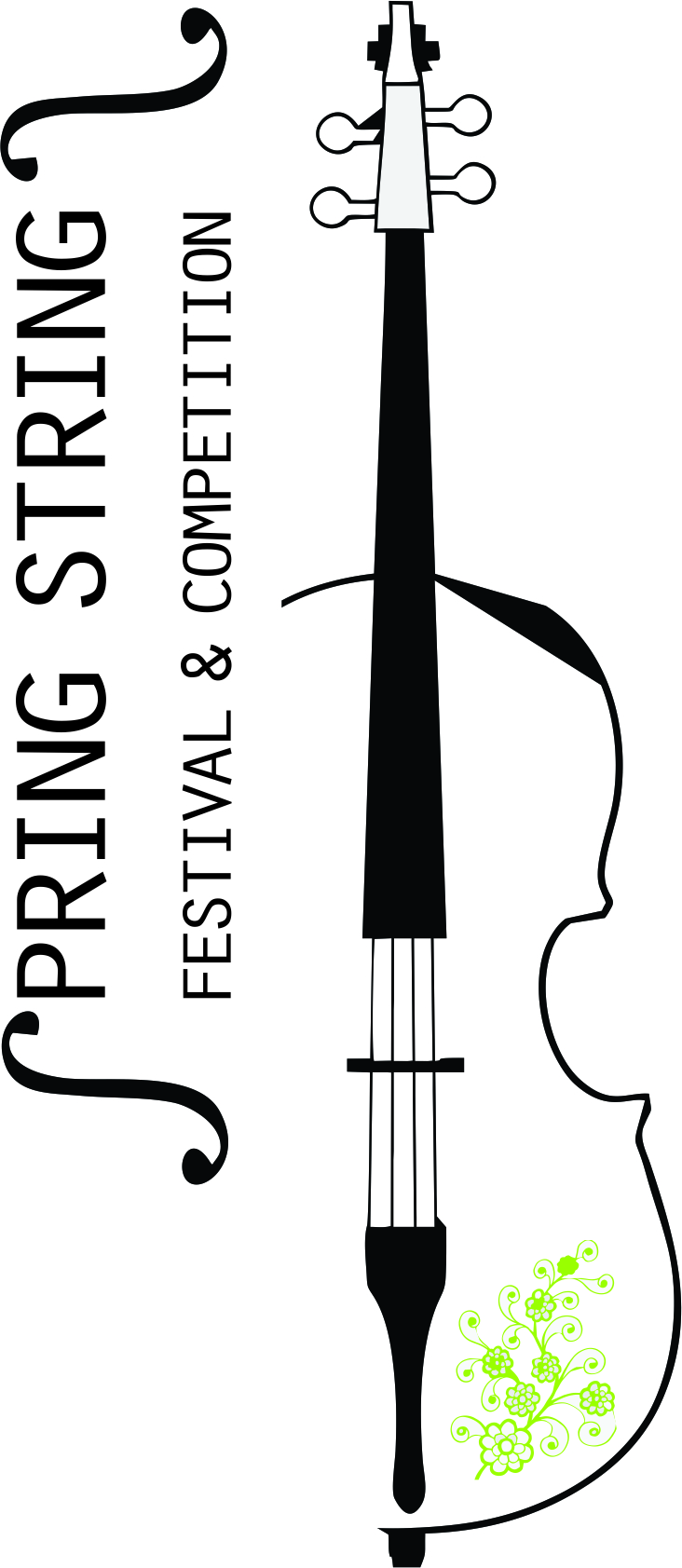 Spring strings logo 2014