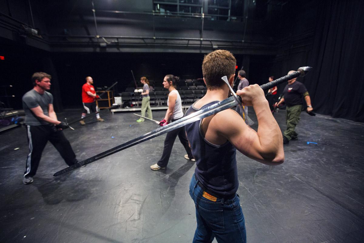 Combat Workshop
