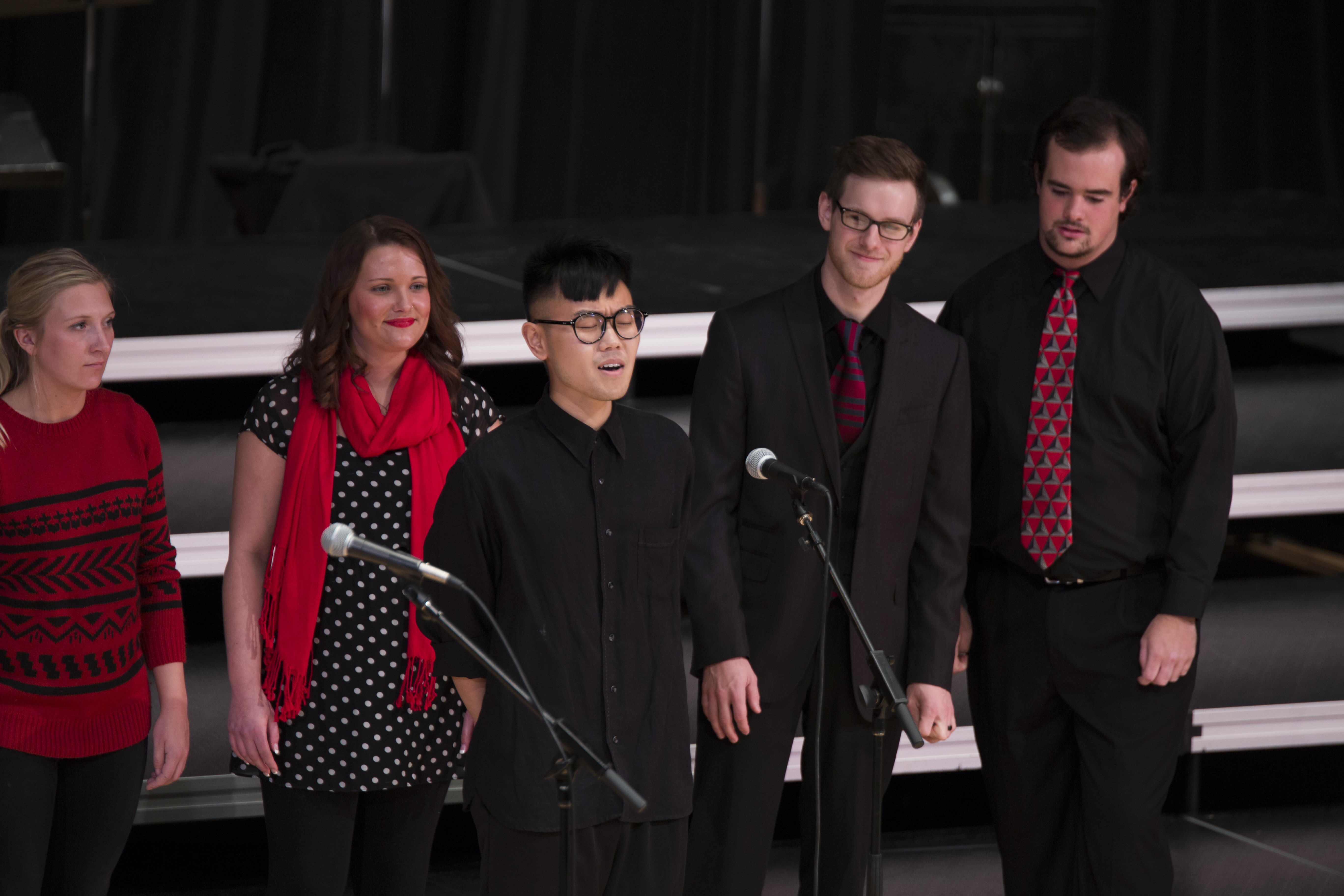 Vocal Jazz Ensemble