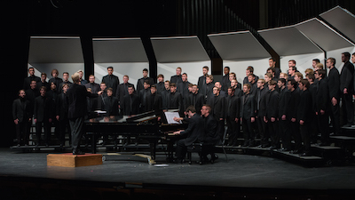 Photo of Varsity Chorus