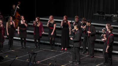 UNL Vocal Jazz