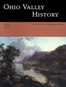 Ohio Valley History, Vol. 3, Fall 2001