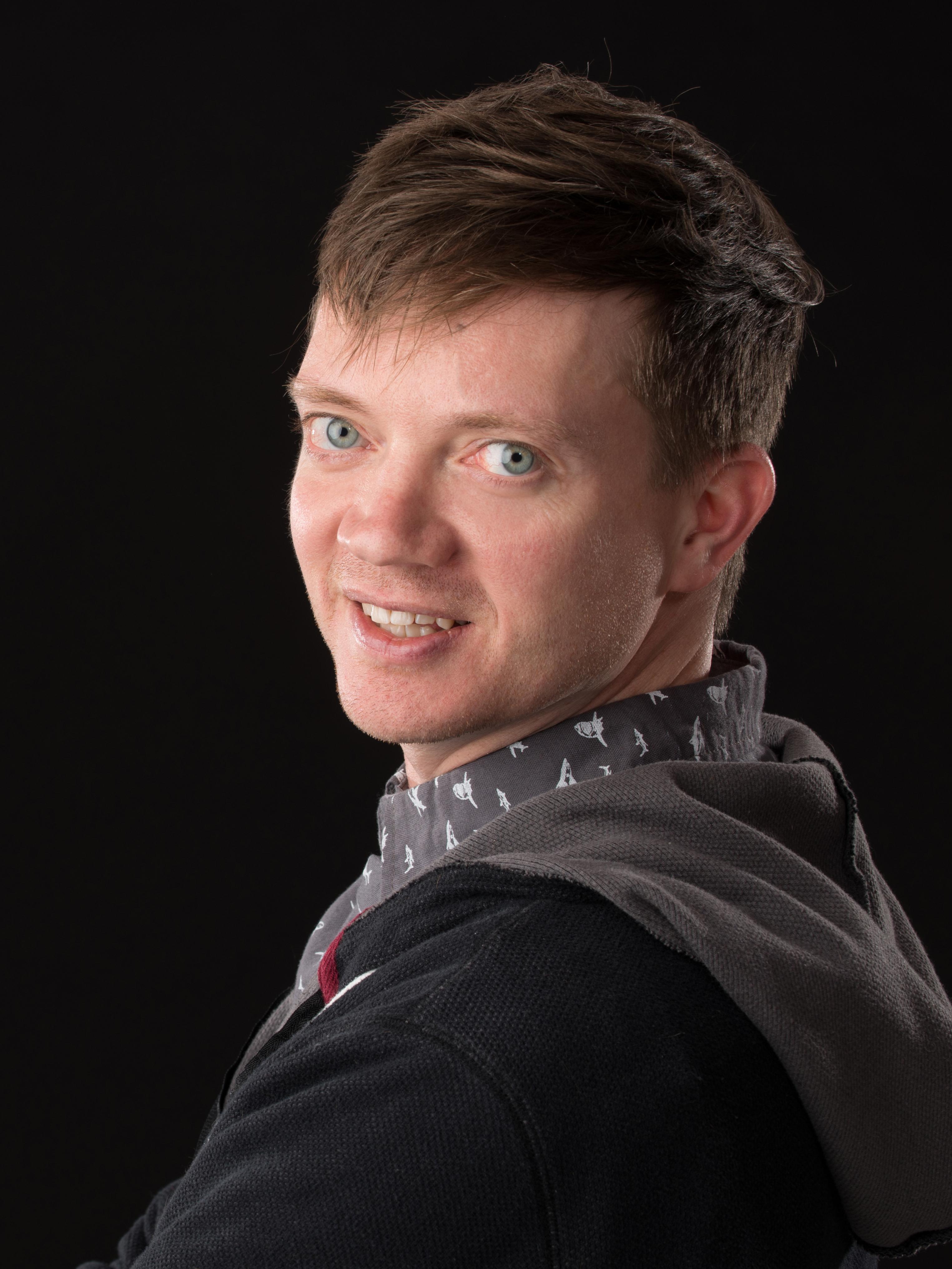 Portrait of Andrew Park