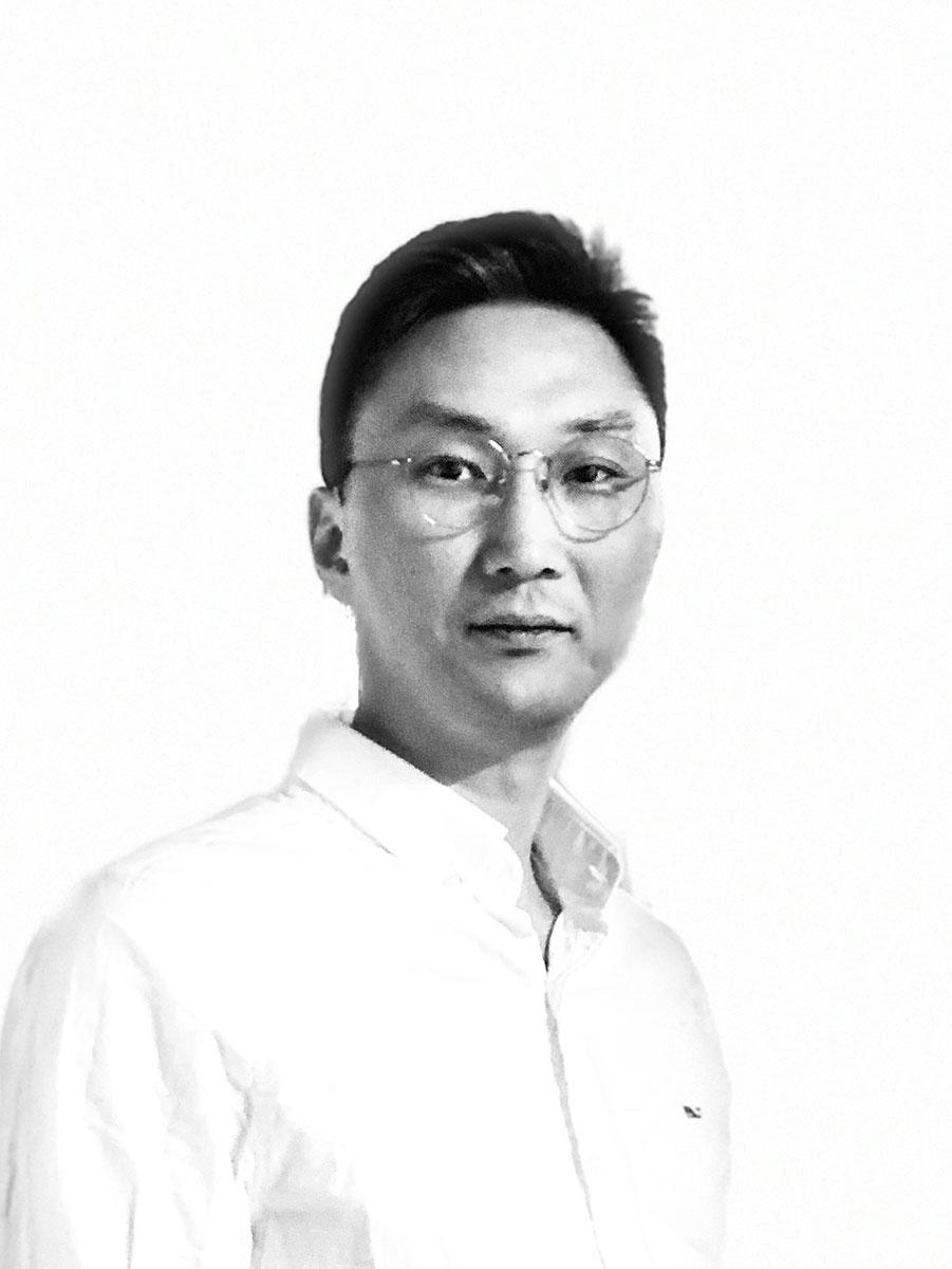 Portrait of Jinku Kim