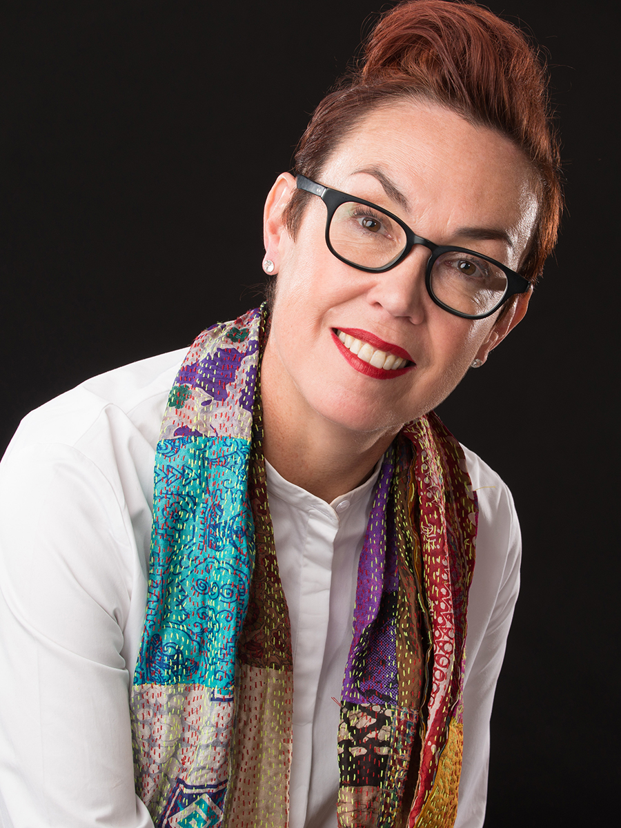 Megan Elliott, Director of the Johnny Carson Center for Emerging Media Arts