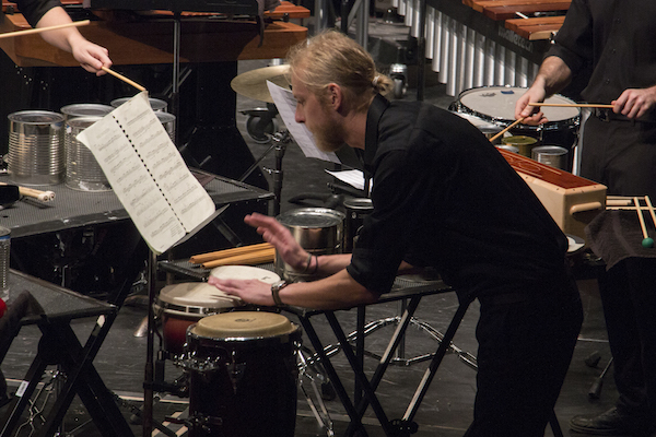 Percussion Ensemble Performance image