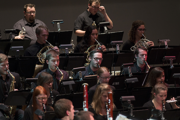 Wind Ensemble Performance image