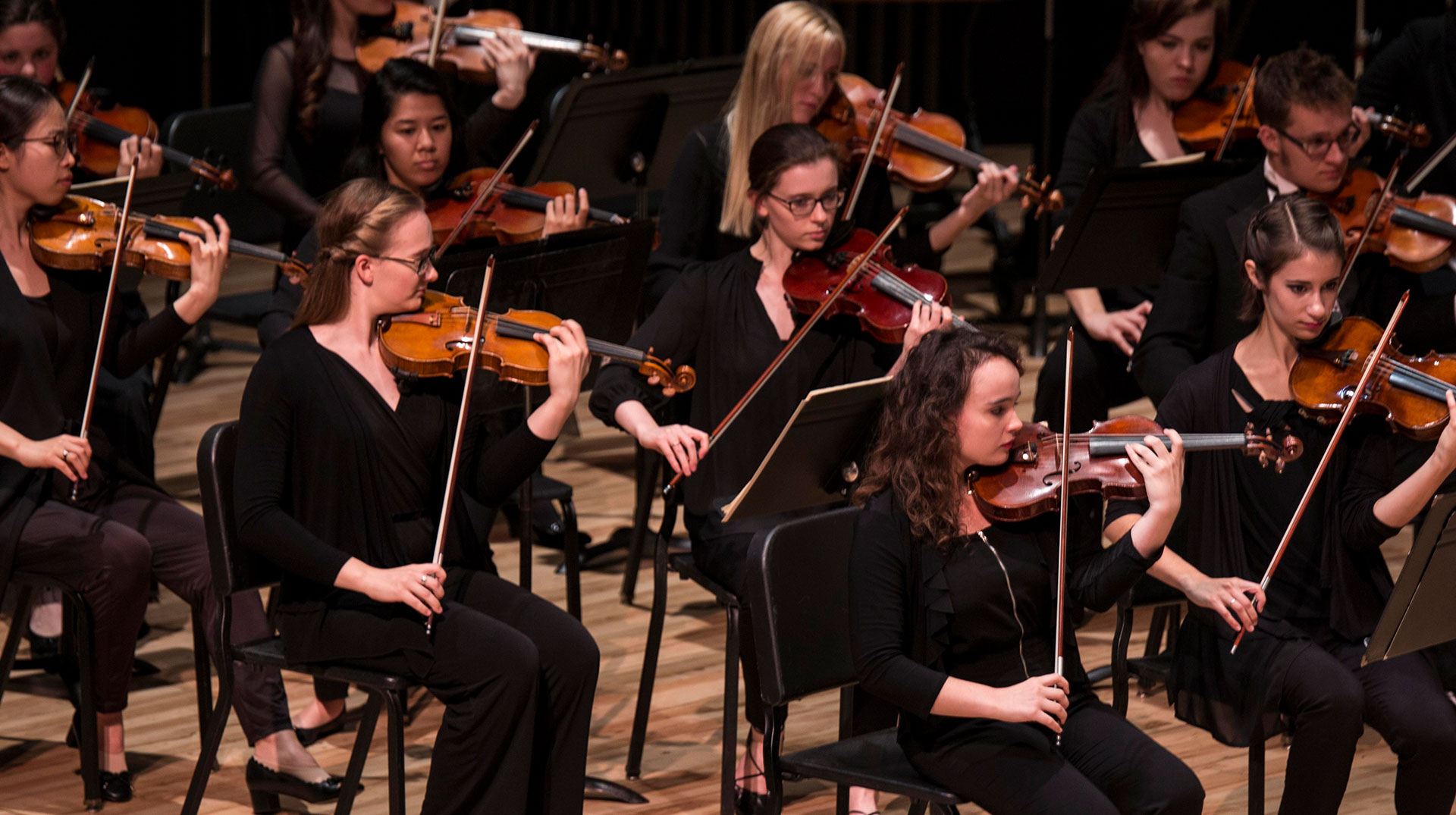 Symphony Orchestra at Kimball Recital Hall