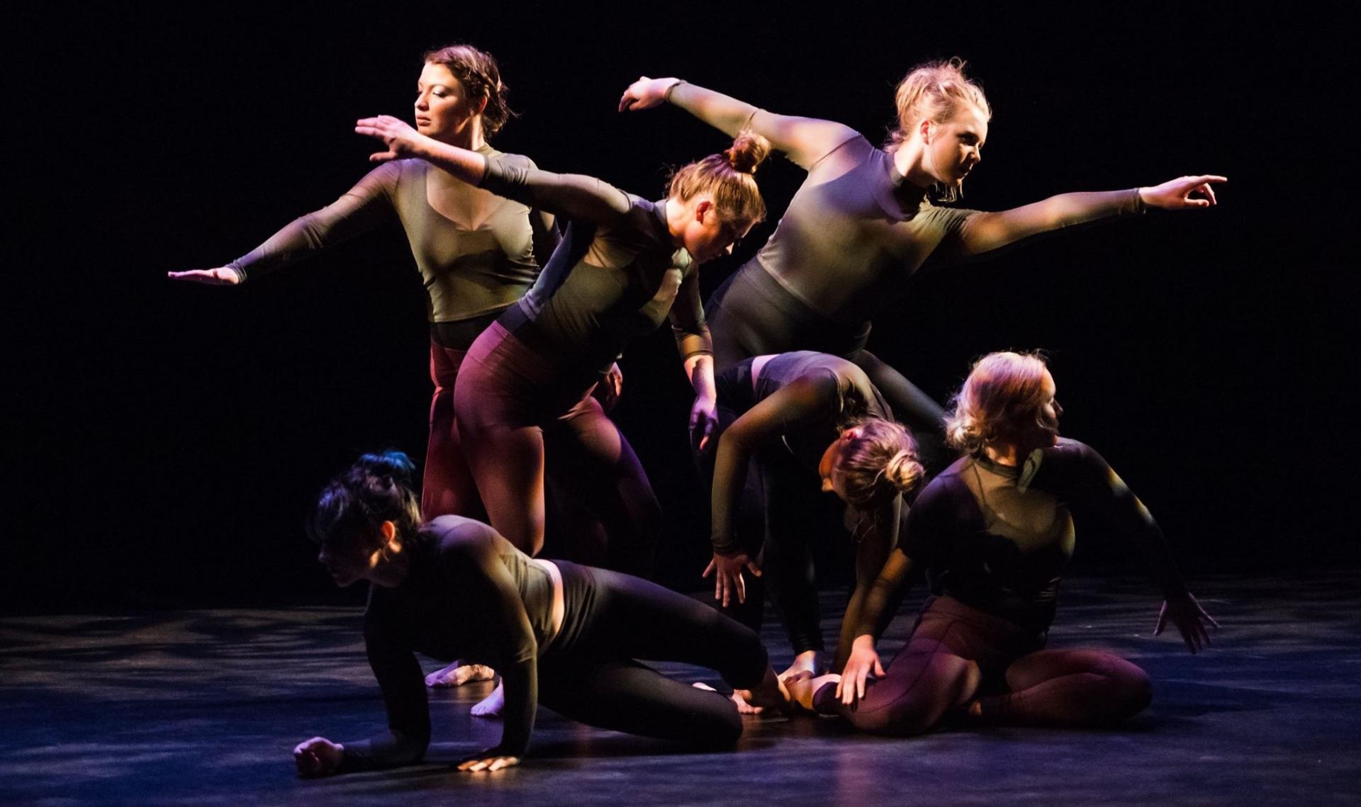 Evenings of Dance production image
