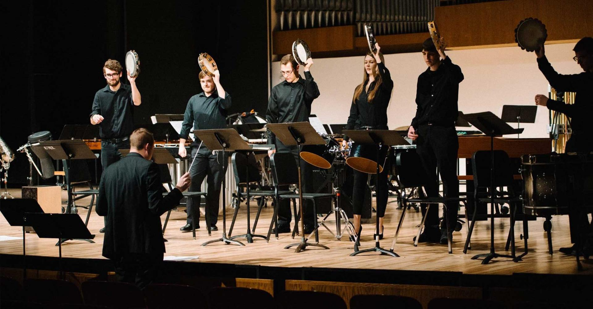 Percussion Ensemble image