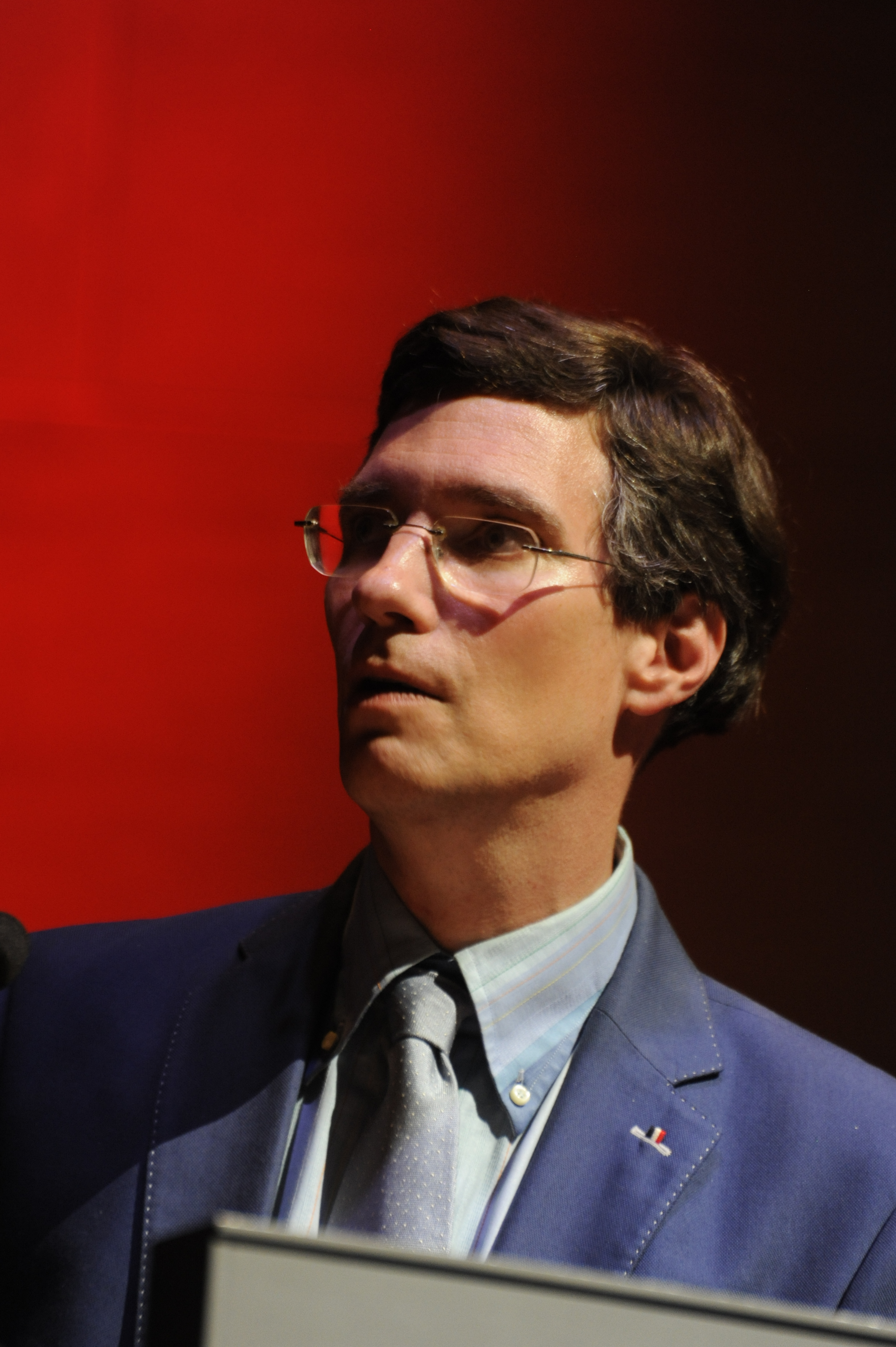Darius A. Spieth, Photo credit Jean-Claude Figenwald