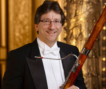 Richard Svoboda and bassoon