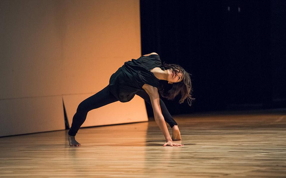 Hye-Won Hwang performing Reset