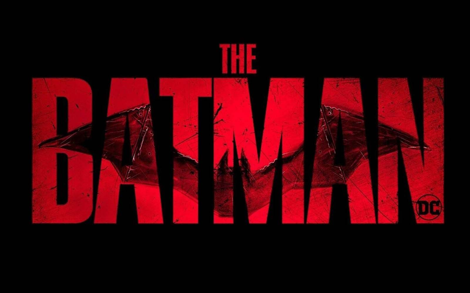 The Batman movie logo