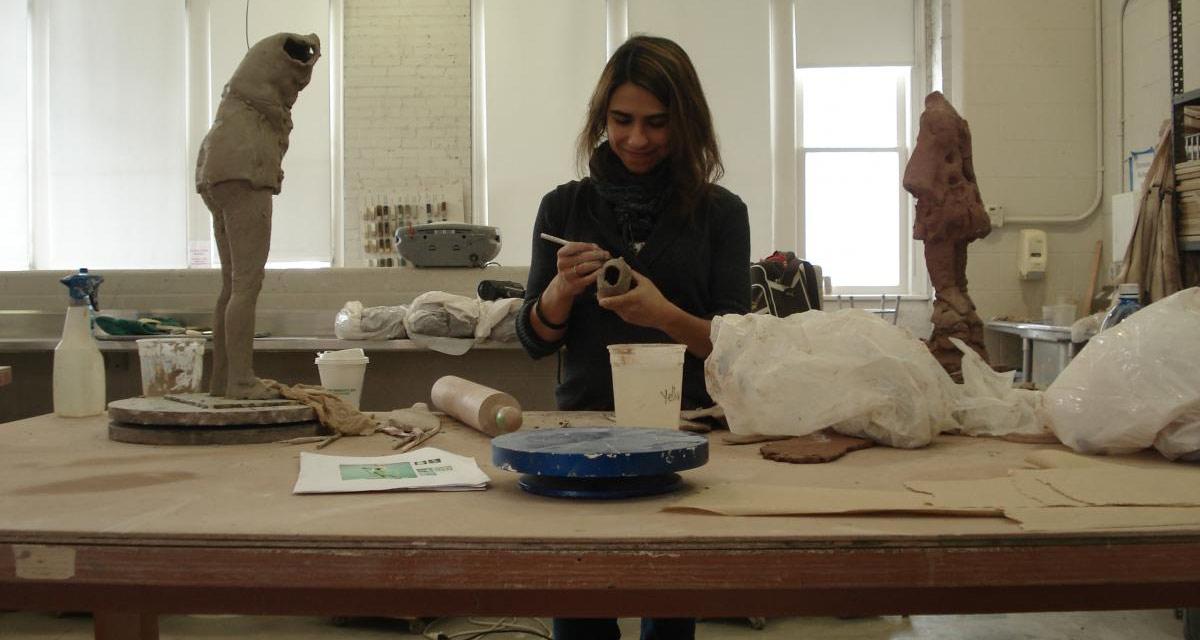 Ceramics Visiting Artist Christina Cordova