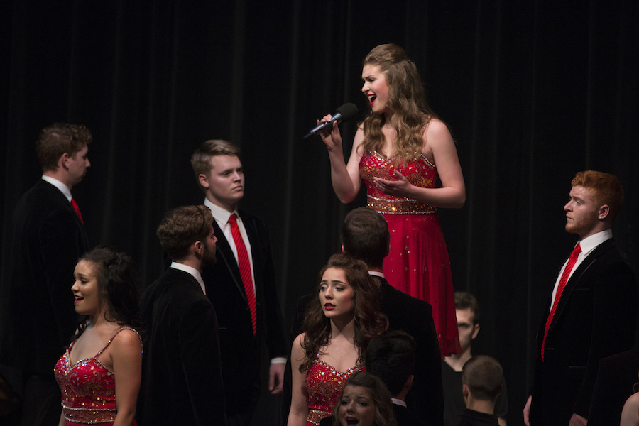 Big Red Singers Perform at Kimball Recital Hall