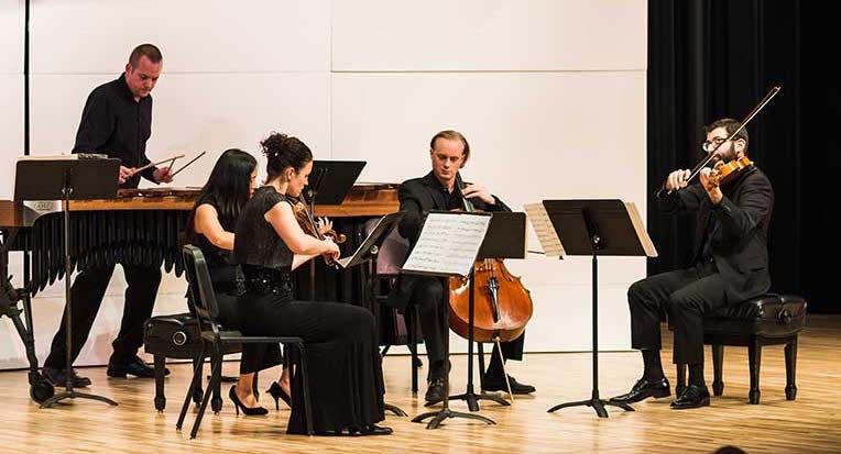 Dave Hall-Chiara String Quartet