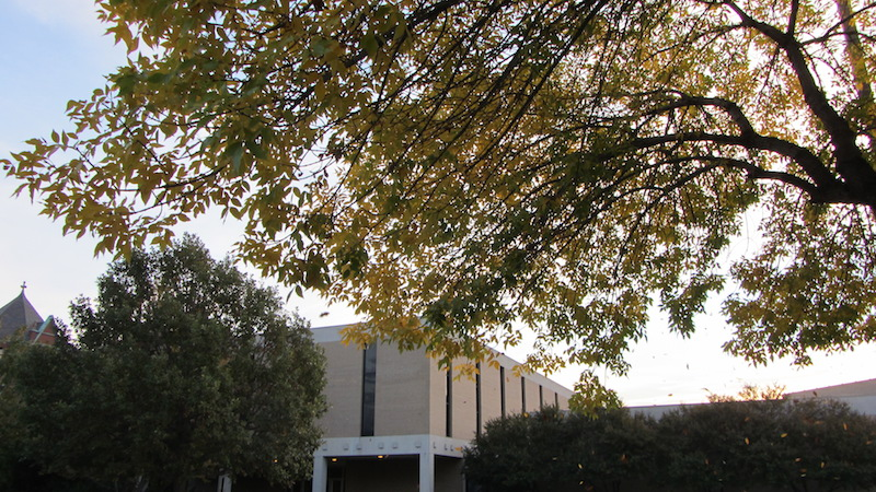 Westbrook Music building