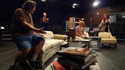 Lab theatre photo