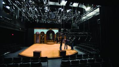 Studio/Sound Stage photo