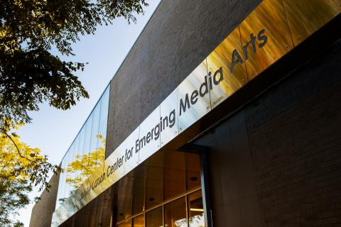 The Johnny Carson Center for Emerging Media Arts has received funding from the Nebraska Research Initiative to establish the Carson Center-Design and Innovation Core (DIC), a Core Research Facility.