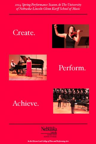 2014 Glenn Korff School of Music Performance Season Promo