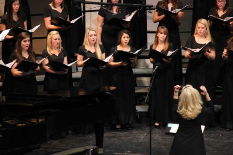 University Women's Chorale