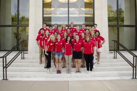 2014-15 HLCFPA Ambassadors