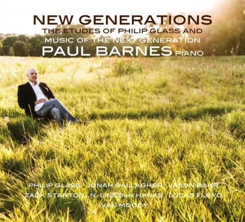 Paul Barnes 'New Generations'