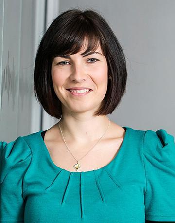 Dr. Caroline Sturdy Colls