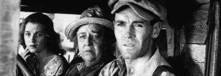 """The Grapes of Wrath,"" starring Henry Fonda"