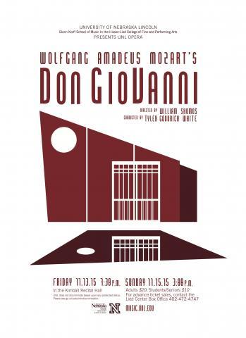 Don Giovani poster