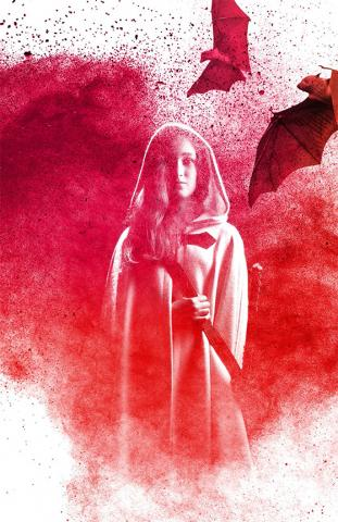 """The Nebraska Repertory Theatre's spring season concludes with """"Dracula: Mina's Quest"""" May 6-9."""
