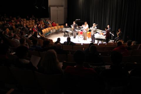 UNL Glenn Korff School of Music Faculty Jazz Group