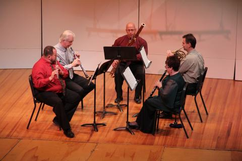 The Moran Woodwind Quintet