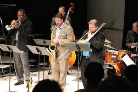 UNL Faculty Jazz Ensemble
